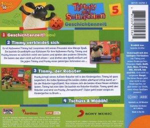 Geschichtenzeit 05/Timmy verkleidet sich
