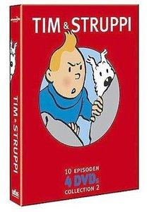 Tim Und Struppi 4er DVD-Box 2