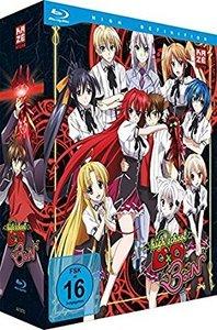 Highschool DXD BorN - Blu-ray 1 mit Sammelschuber [Limited Editi