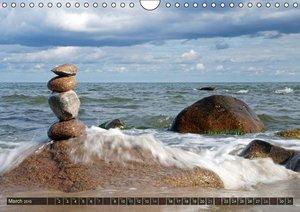 Baltic Sea in colour (Wall Calendar 2015 DIN A4 Landscape)