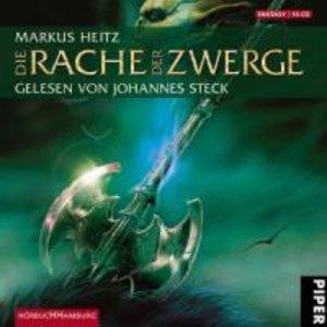 Markus Heitz: Die Rache Der Zwerge