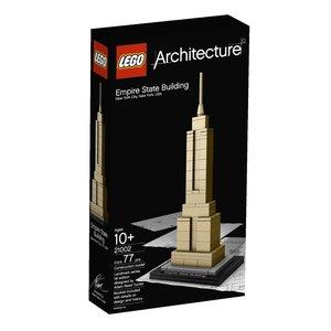 LEGO ® Lego Architecture 21002 - Empire Building
