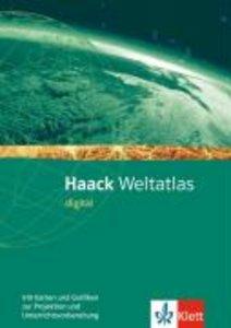 Haack Weltatlas für Sekundarstufe I. CD-ROM Einzelplatz. Windows