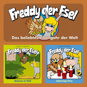 Freddy der Esel - Folge 3 & 4