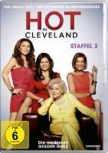 Hot in Cleveland-Die komplette zweite Staffe (DVD)