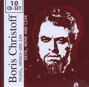 Boris Christoff: Teufel,Mönch und Zar
