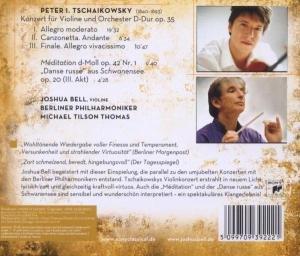 Violin Concerto/Serenade/Meditation/Danse russe/+