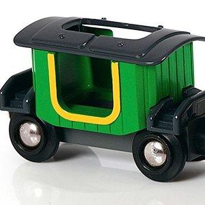 Brio 33036 - Dampflok mit Tender und Reisewagen