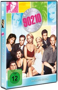 Beverly Hills, 90210 - Season 5 (8 Discs, Multibox)