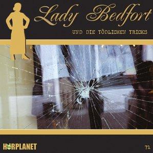 Lady Bedfort 71. Die tödlichen Tricks
