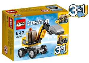 LEGO® Duplo 31014 - Power Bagger