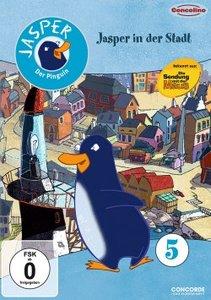 Jasper der Pinguin 5-Jasper in der Stadt (DVD)