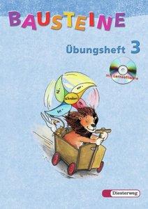 Bausteine Übungsheft 3. Mit CD-ROM. Allgemeine Ausgabe. Neubearb