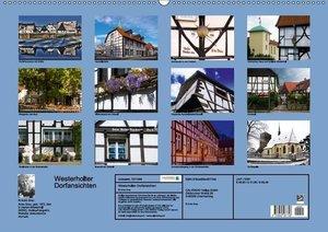 Westerholter Dorfansichten (Wandkalender 2017 DIN A2 quer)