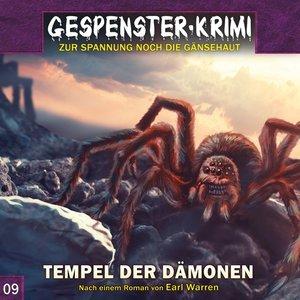 Gespenster Krimi 09: Tempel der Dämonen