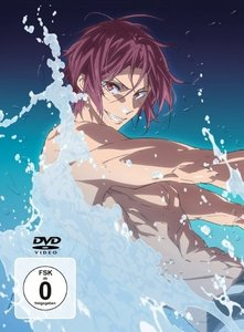 Free! Eternal Summer - Box 3 (2 DVDs) [Limited Edition]