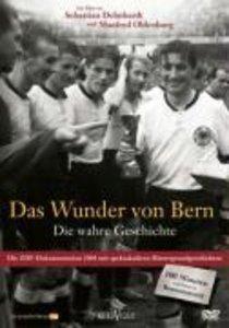 Das Wunder von Bern-Die wahre Geschichte (DVD)