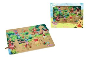 Eichhorn 100003328 - Disney: Winnie the Pooh, Figuren Puzzle