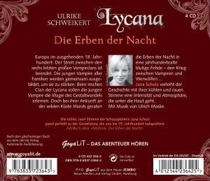 Lycana: Die Erben Der Nacht