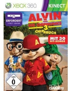 Alvin & Die Chipmunks 3 - Chip Brunch (Kinect)