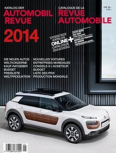 Katalog der Automobil-Revue 2014