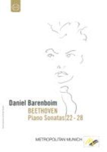 Klaviersonaten 22-28