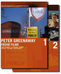 Peter Greenaway-Frühe Filme 1+2