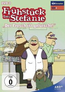 """Frühstück bei Stefanie 3 - """"Der Frosch ist gelutscht!"""""""
