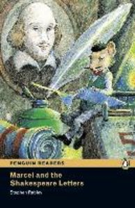 Penguin Readers Level 1 Marcel and the Shakespeare Letters