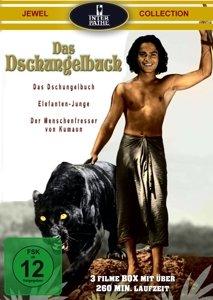 Das Dschungelbuch/Der Elefantenjunge/...