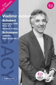 Ashkenazy spielt Schubert+Schumann
