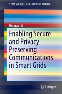 Enabling Secure and Privacy Preserving Communications in Smart G