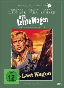 Der letzte Wagen (Edition Westernlegenden 03)