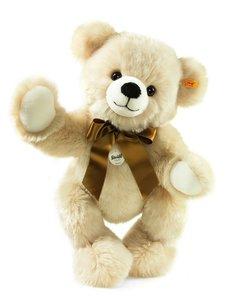 Steiff 13492 - Bobby Schlenker-Teddybär, 50cm, creme