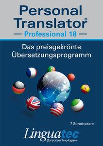 Personal Translator Professional 18