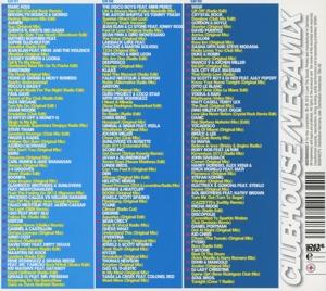 Clubhouse Megamix Vol.2 - zum Schließen ins Bild klicken
