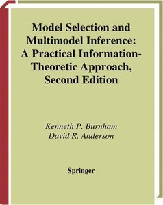Model Selection and Multimodel Inference