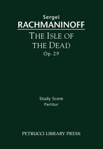 The Isle of the Dead, Op. 29 - Study Score