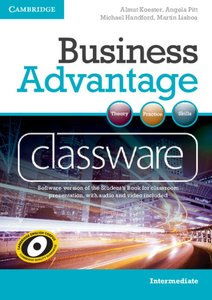 Business Advantage B1. Intermediate. Classware