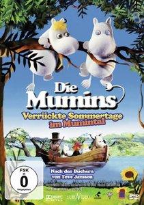 Die Mumins - Verrückte Sommertage im Mumintal