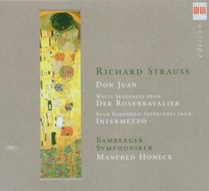 Orchesterwerke-Don Juan/Walzerfolge/Intermezzo