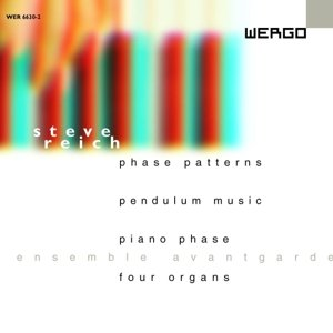 Phase Patterns/Pendulum Music/Piano Phase/Fo