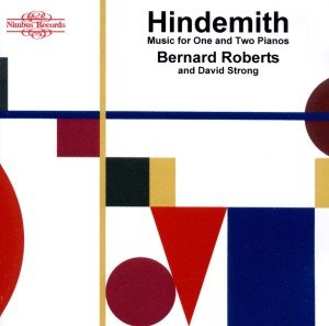Hindemith Music For 1 And 2 Pianos