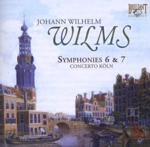 Wilms: Sinfonien 6 & 7
