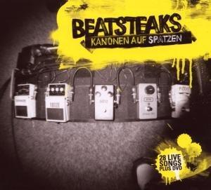 Kanonen Auf Spatzen-28 Live Songs Plus DVD
