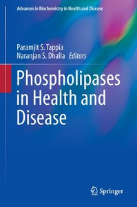 Phospholipases in Health and Disease