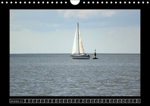Sea Wind / UK-Version (Wall Calendar 2015 DIN A4 Landscape)