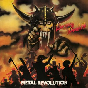 Metal Revolution (Ltd.Tramsparent Yellow/Black SP