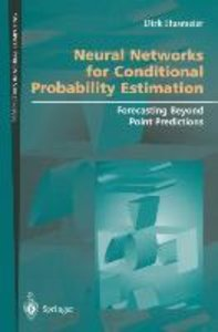 Neural Networks for Conditional Probability Estimation