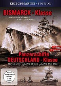 Zeitzeugen: Bismarck-Klasse & Panzerschiffe Deutschland-Klasse